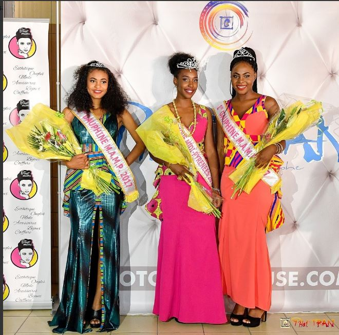 Miss de l'élection Miss Afrique Midi-Pyrénées 2017 est Marième Wane du Sénégal