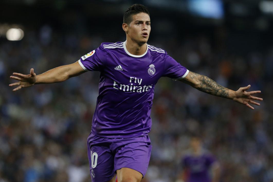 Mercato: James Rodriguez prêté deux ans au Bayern