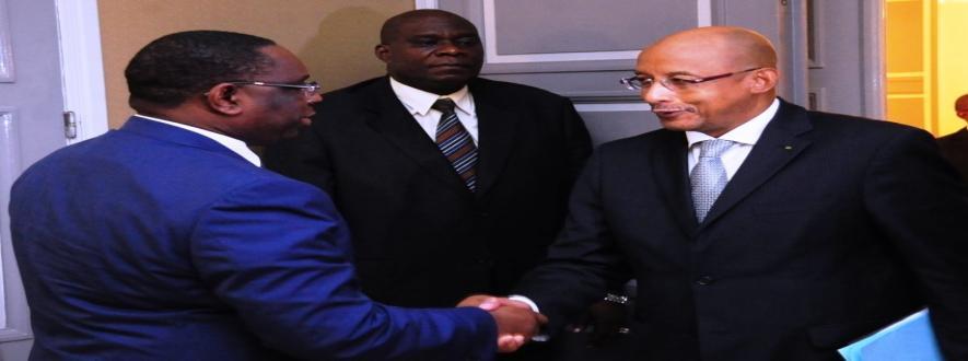 """Ibrahim Assane Mayaki, secrétaire exécutif du Nepad : """"Le président Condé n'a pas critiqué le fonctionnement du comité d'orientation des chefs d'états"""""""