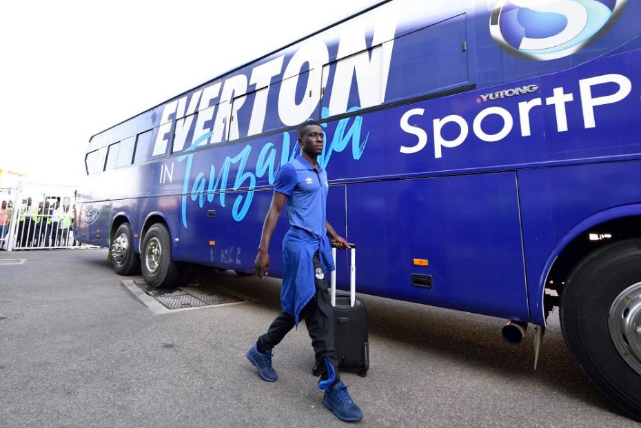 Football : Le club anglais d'Idrissa Gana Guèye, Everton prépare sa pré-saison en Tanzanie