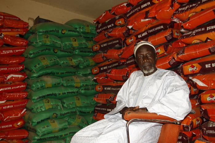 Bocar Samba Diéye importateur de riz « j'espère qu'un jour peut-être un de mes fils pourra diriger ce pays »
