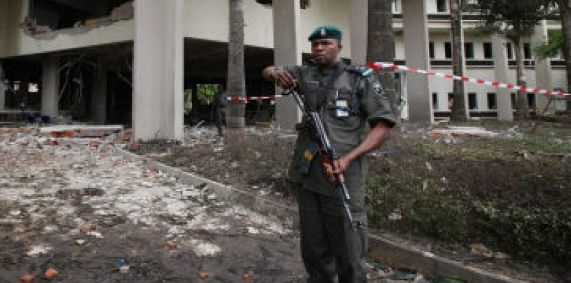 """NIGERIA: Une """"maison de l'horreur"""" découverte dans la brousse"""