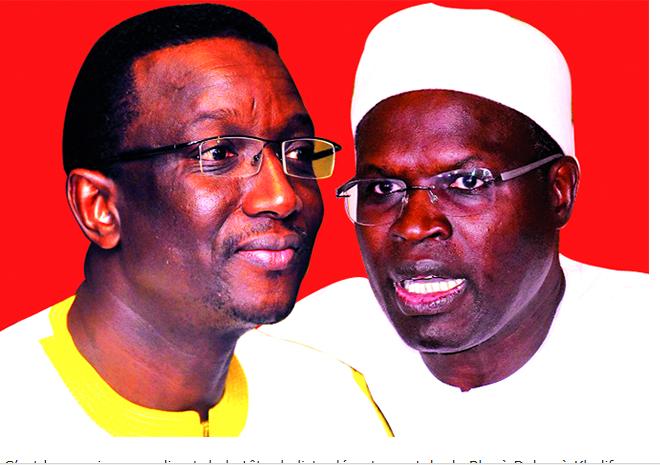 """Amadou Bâ sur le bilan de Khalifa Sall : """"Qu'est ce qu'il a fait à Dakar, à part le pavage"""""""