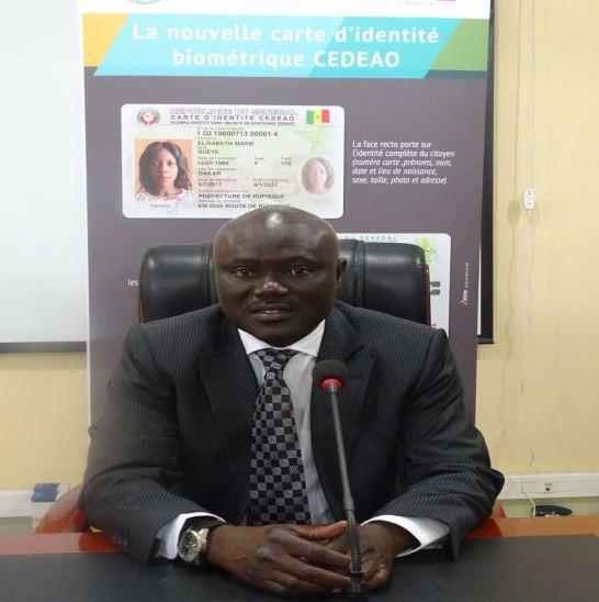 Tanor Thiandella FALL, DG de la Direction générale des élections