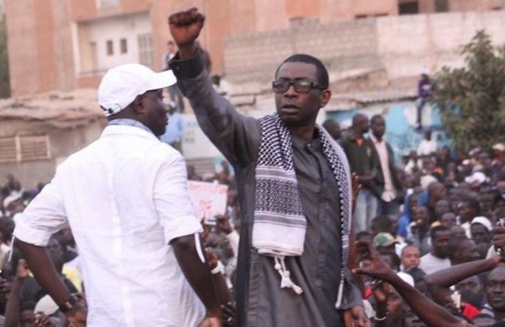Des échauffourées et des blessés à la caravane Benno Bokk Yakaar à Grand-Yoff, Youssou Ndour réagit