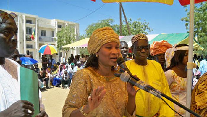 Drame au stade Demba Diop: Me Aïssata Tall Sall présente ses condoléances aux familles des victimes