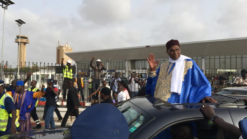 Guédiawaye: Tournée de la coalition gagnante, Me Wade toujours dans le cœur des populations