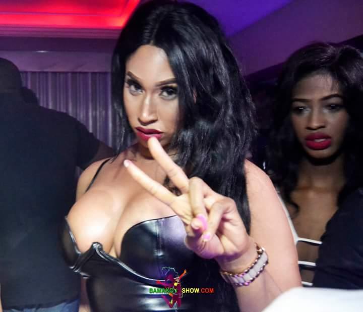 24 photos : Diaba Sora, la Kim Kardashian malienne et sa soeur font exploser Bamako, regardez