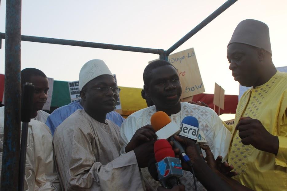 Sangalkam- Bambilor : Oumar Guèye et Ndiagne Diop s'entre-déchirent