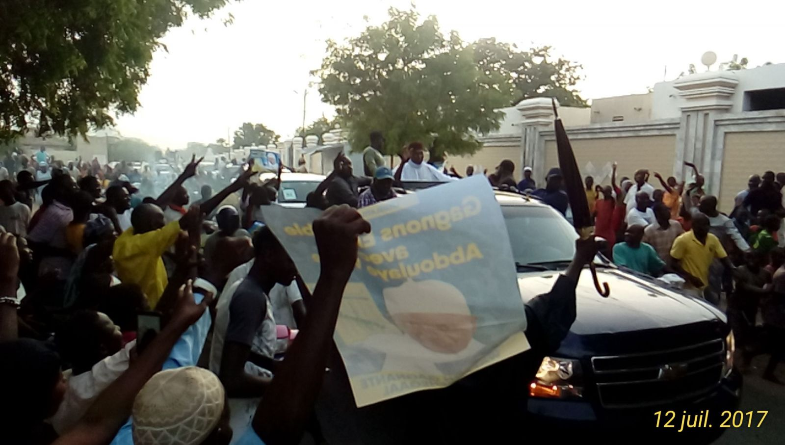 Me Abdoulaye Wade attendu à Louga et Saint-Louis, aujourdhui