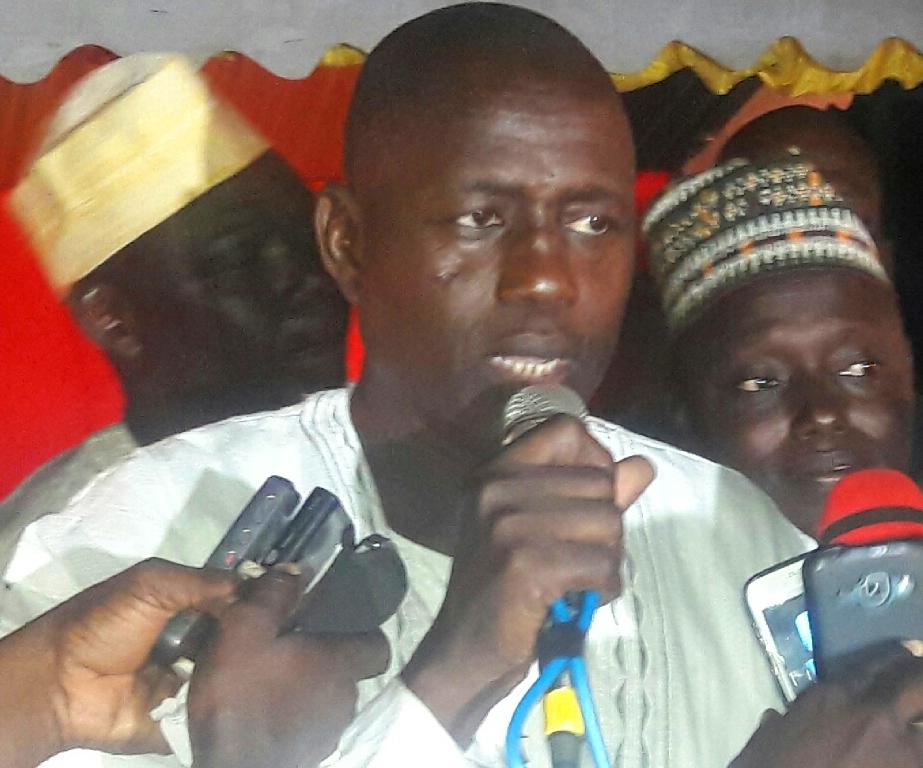 """Ibrahima Abou Nguette, tête de liste IPD-Sénégal ci kanam: """" Notre liste est la seule à avoir un projet de société"""""""