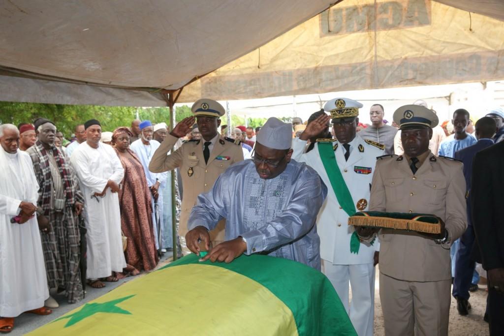 Cheikh Seydi Mbengue : Hommage à un homme d'une dimension exceptionnelle (Par Aly Fall)