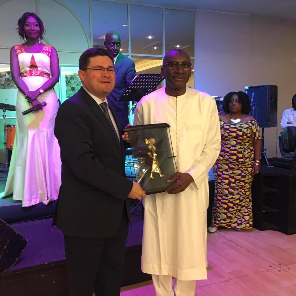 Me Sidiki Kaba, Coumba Gawlo et autres à la Soirée de Gala en l'honneur des invités de la conférence (Images)