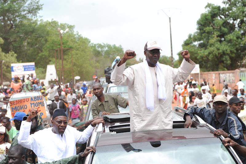 Caravane de Bby en moyenne Casamance: Marée humaine déferlante à Diendé, Sédhiou et Carrefour Ndiaye