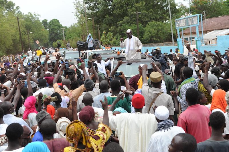 "Mahammed Dionne à Bignona: ""L'opposition sera largement battue et va parler de bureaux fictifs"""