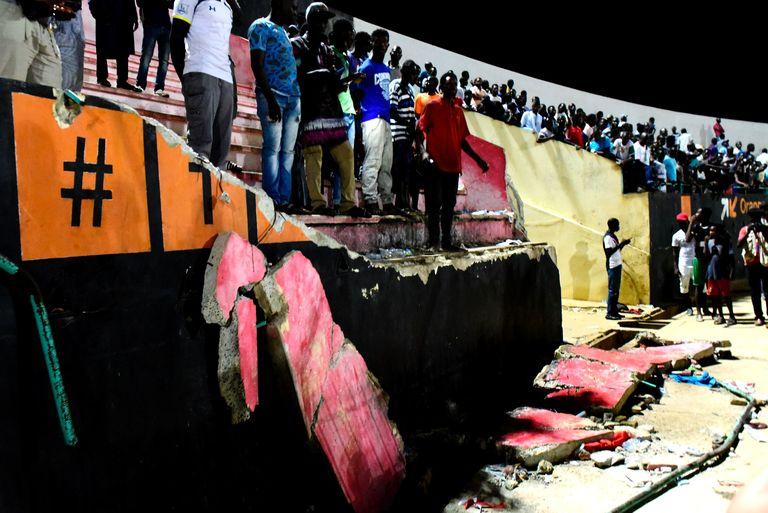 Drame au stade Demba Diop: Les derniers adieux des victimes