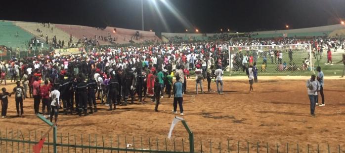 Bilan officiel du drame du stade Demba Diop: 8 morts et 303 blessés