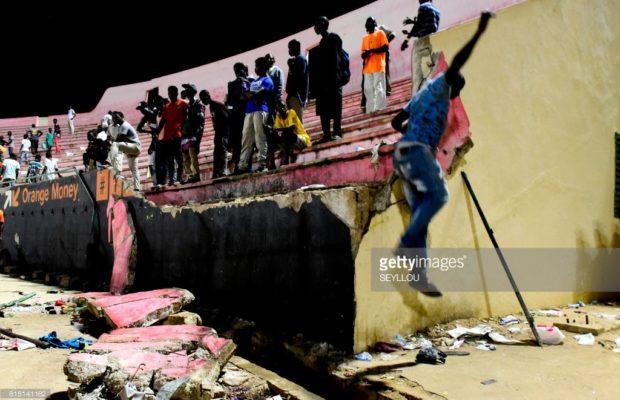 """Augustin Senghor : """"L'US Ouakam a parmi ses supporteurs, des gens très violents, de vrais hooligans"""""""