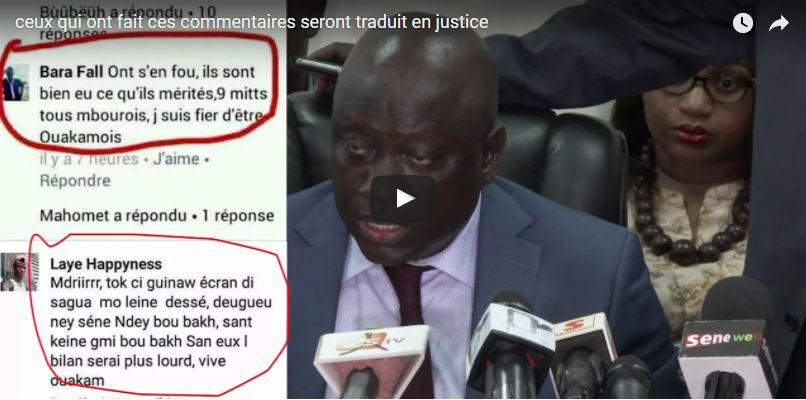 Apologie sur drame du stade Demba Diop : Comment Bara Fall, devenu Sophie Ndiaye, a été  cueilli à Louga