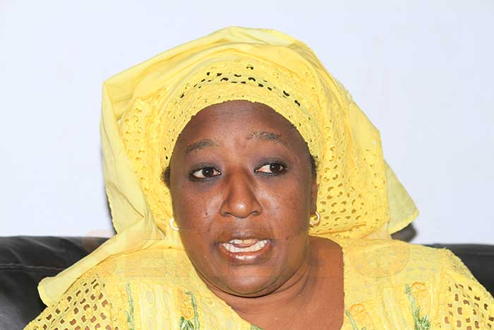 Transhumance : Aminata Lô Dieng quitte Wade pour Macky