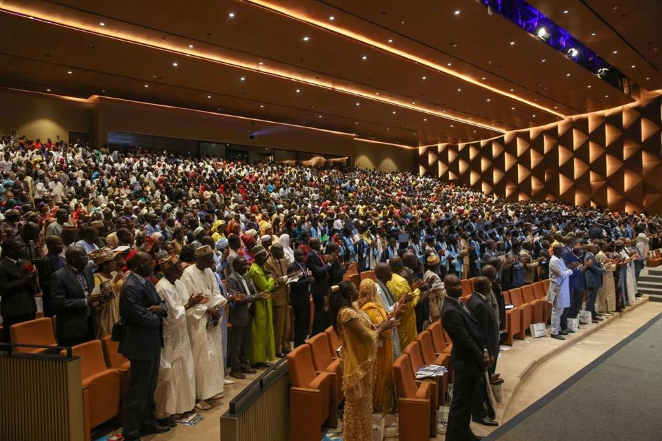Cérémonie de remise des prix du Concours Général présidée par le Président Macky Sall (Images)