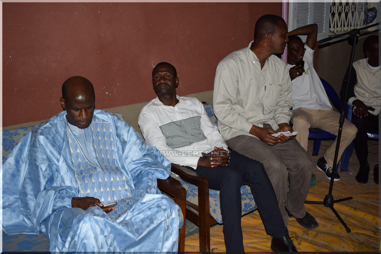 (Photos) Meeting de Thierno Lô, président de l'Alliance pour la Paix et Développement- Apd, à Yeumbeul