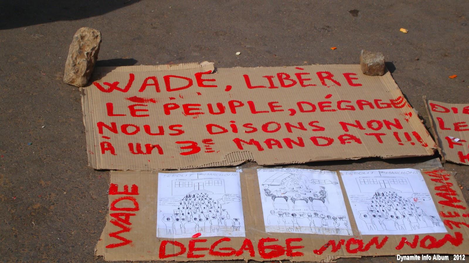 Mardi de tous les dangers au Sénégal : Menaces d'attentats, un dépôt d'armes blanches identifié dans un immeuble en ville, des appels téléphoniques suspects interceptés