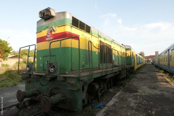 Dangote Ciment Sénégal a signé un MOU avec Dakar-Bamako Ferroviaire (DBF)