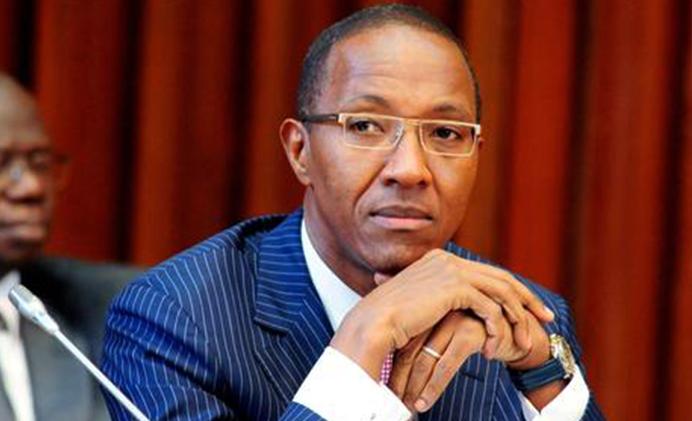 Abdoul Mbaye réclame la démission du ministre de l'Intérieur et de la Sécurité publique