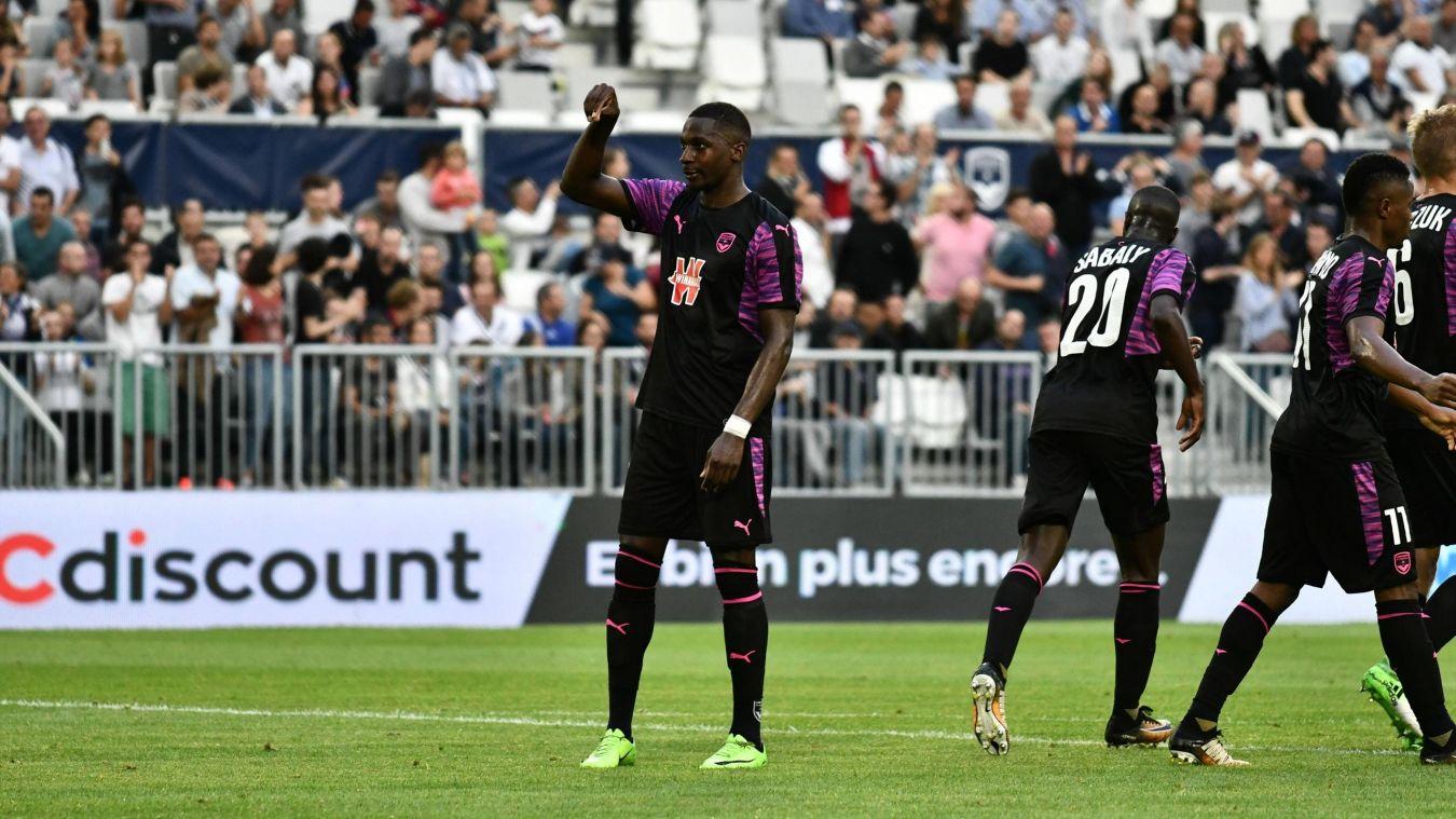Ligue Europa: Doublé de Younousse Sankhare (Bordeaux 2-1 videoton)