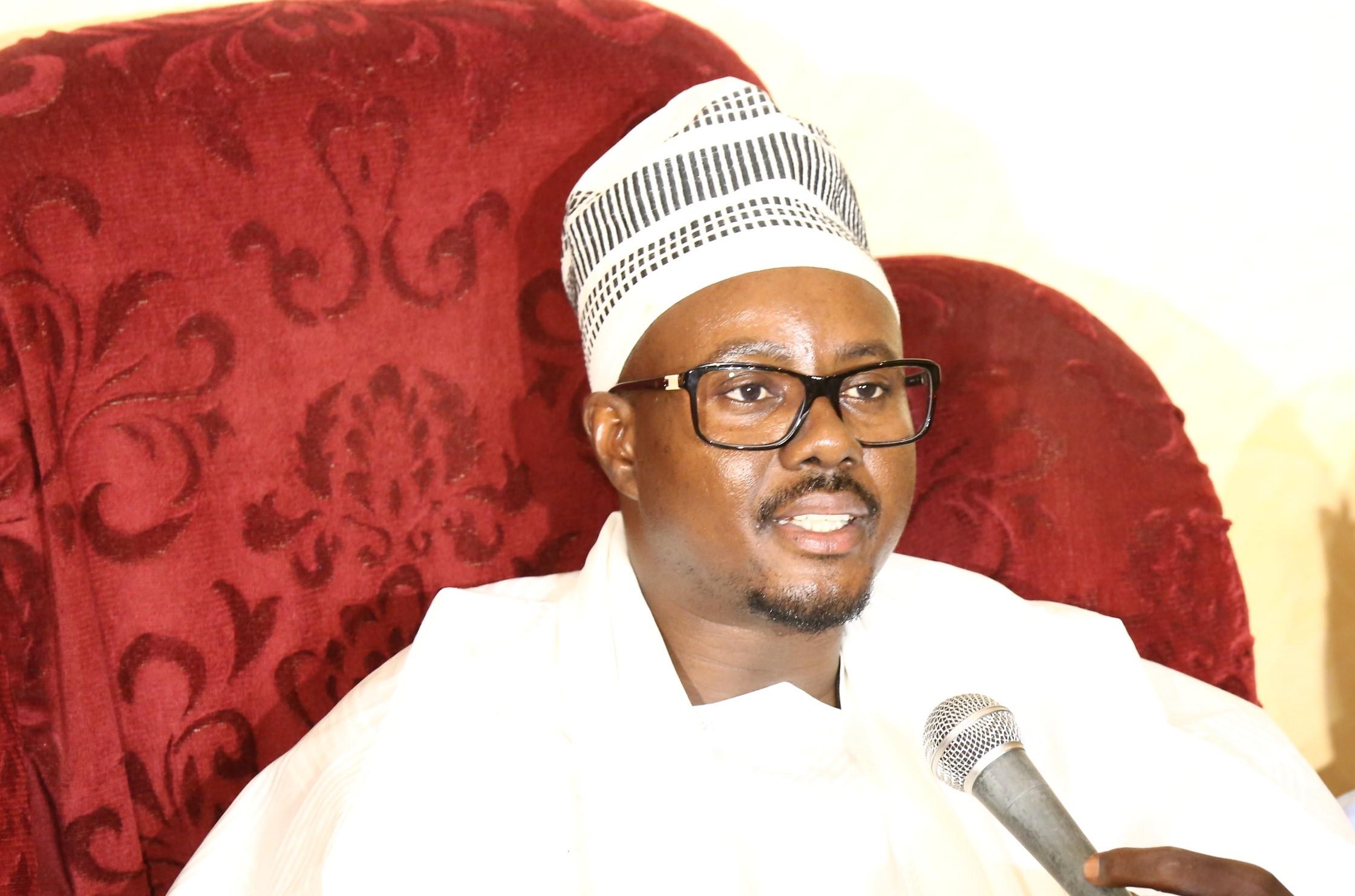 """TOUBA - Serigne Bassirou Abdou Khadre Mbacké : """"le khalife général n'a jamais interdit le vote à Touba. Au contraire, il a…"""""""