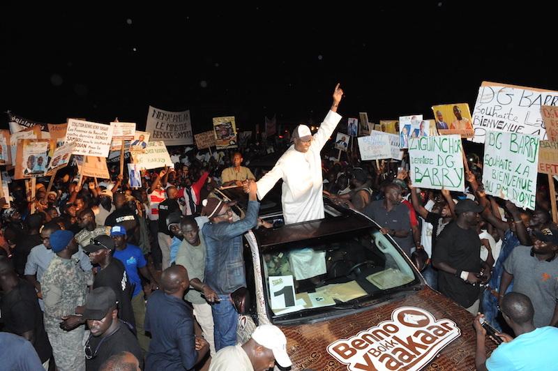 Saint Louis : BBY remporte le centre Abdou Diouf avec 307 voix