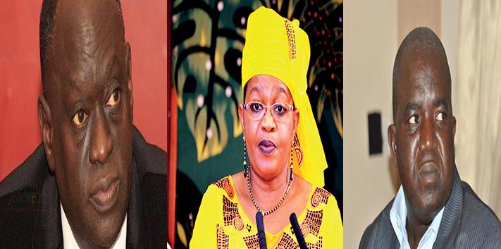 Me El Hadj Diouf, Aïda Mbodj, Oumar Sarr… absents de la 13e législature
