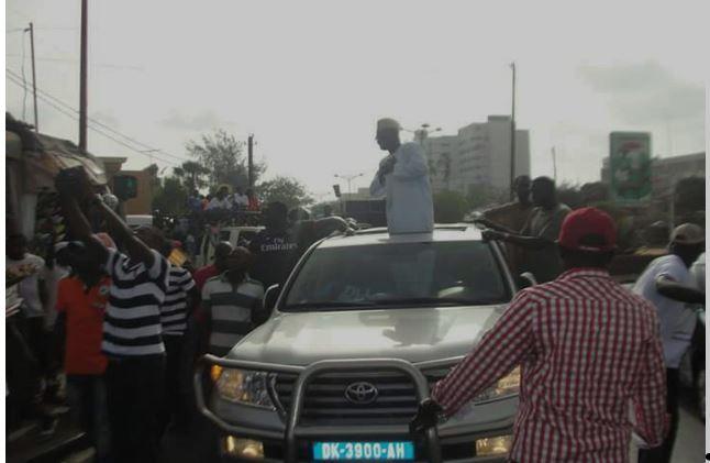Victoire de BENNO à Colobane Fass Gueule Tapée : Modibo Diop félicite la coalition et remercie ses militants