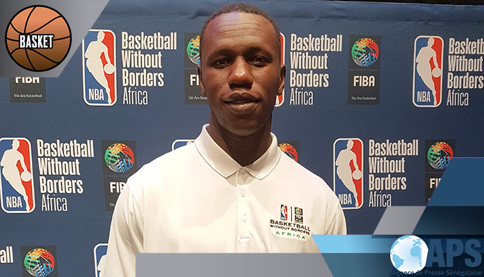 "Camp ""Basketball Without Borders"" : Gorgui Sy Dieng ému de revenir en Afrique du Sud"