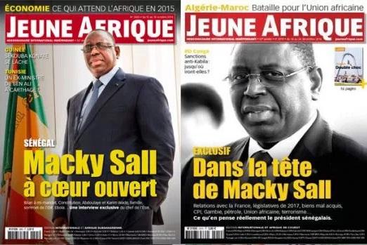 Démocratie : Quand le Sénégal se vante dans Jeune Afrique