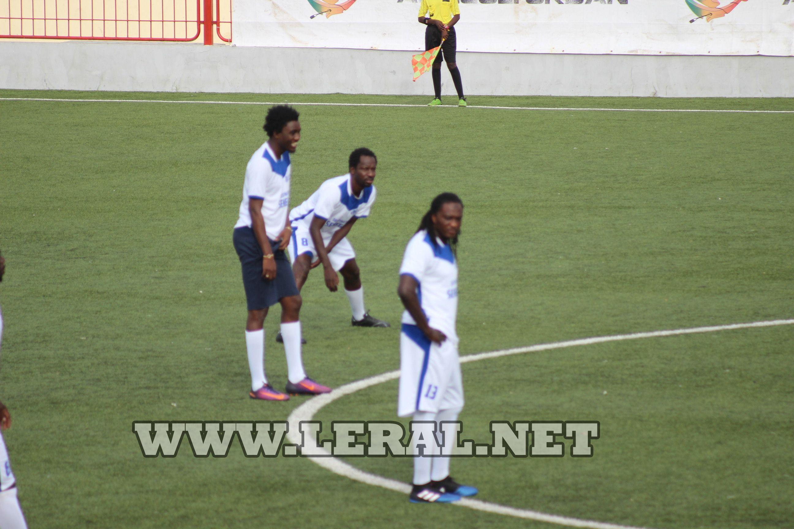 20 photos: Match Mbalaxman contre Rappeurs