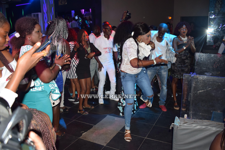 20 photos: Soirée de Mariama Ndiaye Top fm avec Pape Birahim au Saraba Night Club