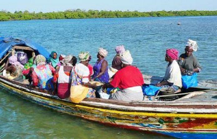 Ziguinchor: Deux femmes meurent dans un chavirement de pirogue à Kaguitte