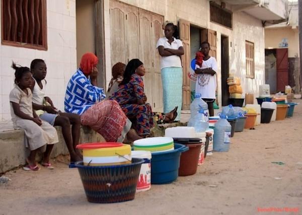 Wakhinane Nimzatt : Privées d'eau depuis plus de 4 mois, les populations annoncent une marche de protestation