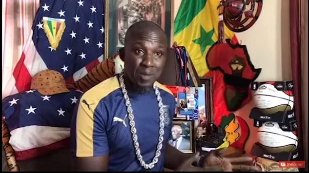 Assane Diouf, l'homme qui insulte Macky Sall, Youssou Ndour et le Procureur Bassirou Guèye sur facebook et youtube