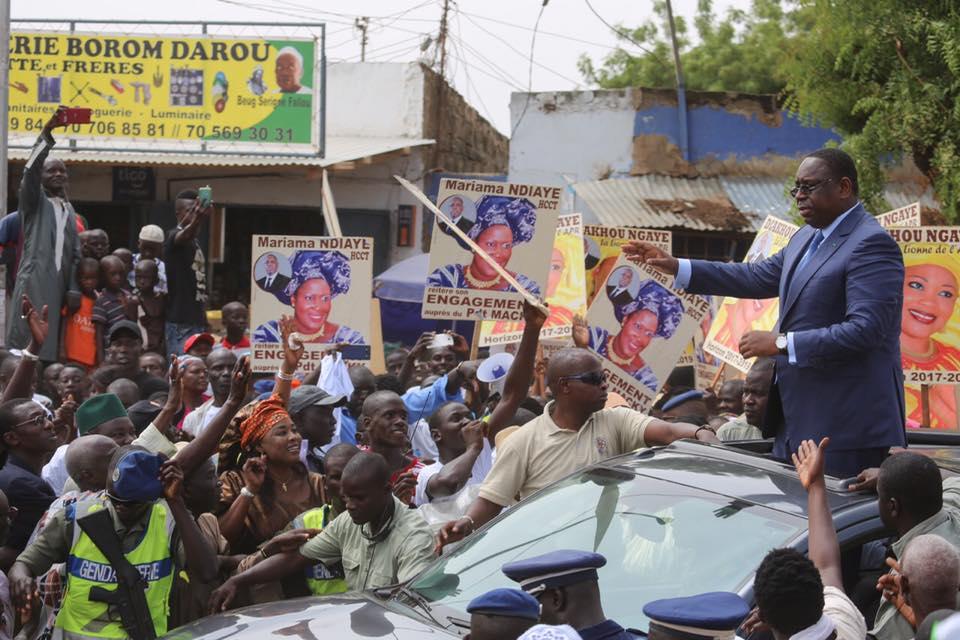 Présidentielle 2019 : Macky Sall imbattable?