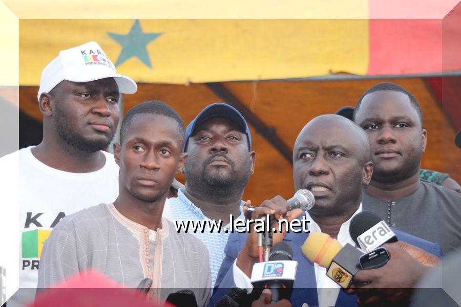 """Déroute aux Législatives de l'opposition : Idrissa Seck dénonce «la vanité et la stupidité des querelles de leadership"""""""