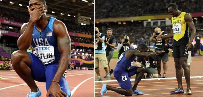 7 leçons que nous enseigne la victoire de Justin Gatlin face à Usain Bolt