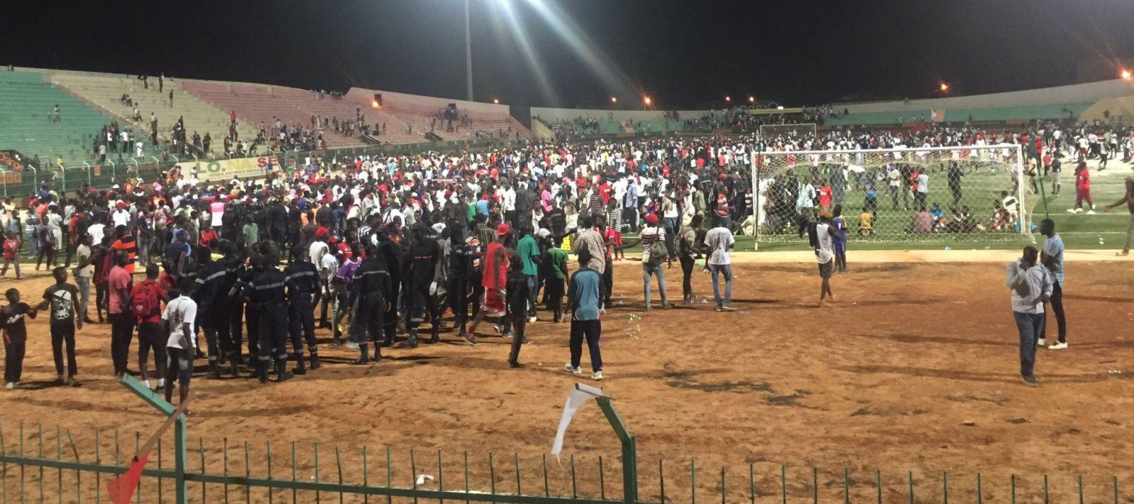 Drame du stade Demba Diop : les 10 jeunes de Ouakam vers une Chambre criminelle