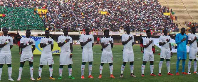 La RDC dépasse le Sénégal