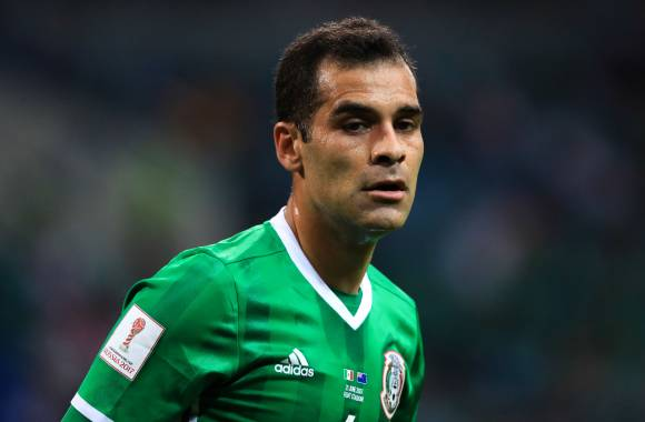 Rafel Marquez sanctionné pour trafic de drogue