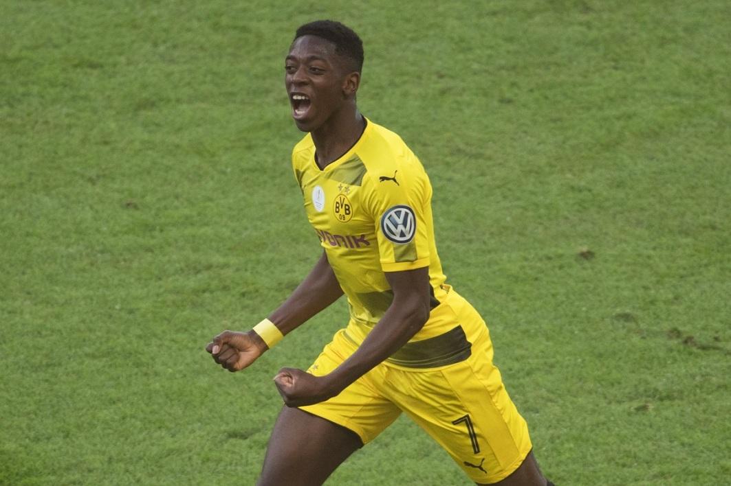 Dortmund: Dembélé a séché l'entraînement (et se dirige vers le Barça