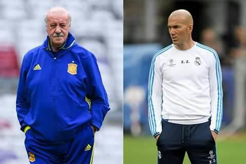 Vicente del Bosque sur Zidane: « On ne peut pas gagner autant par chance »