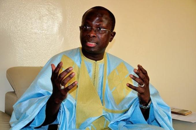 Modou Diagne Fada s'attaque à son tour au scrutin des législatives